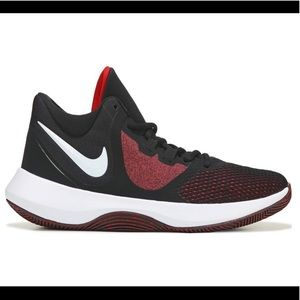 NEW Men's 13 Nike Air Precision Basketball Shoes